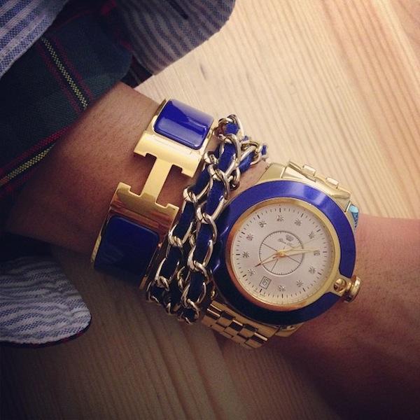 Hermes, Thesis of Alexandria, Glam Rock watch
