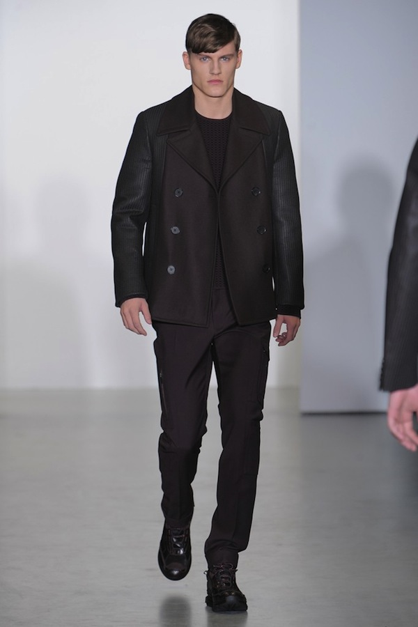 Favorite Looks from Calvin Klein Collection Men's Fall 2013