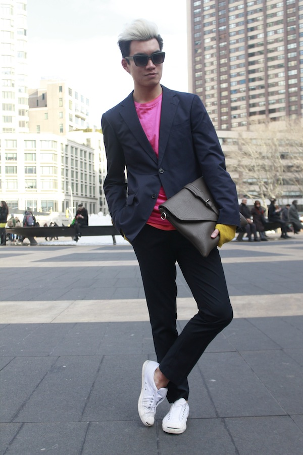 NYFW Day 5: Pink Punch