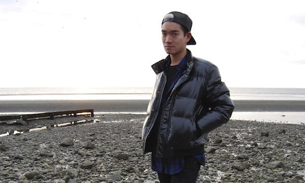 Winter Beach Boy