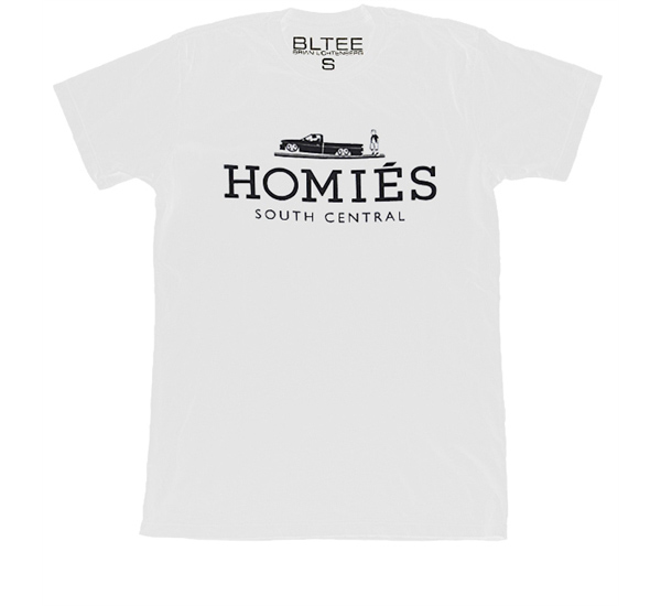 Currently Coveting: Brian Lichtenberg Homies Tee