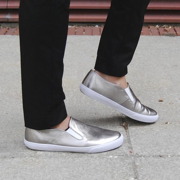 Generic-Surplus-silver-sneakers
