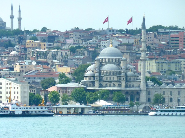 Istanbul In My Sight