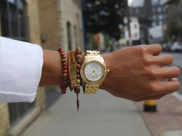Wrist Watch Gage Huntley Bracelets