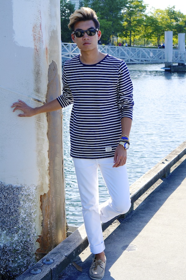 Dockside Stripes