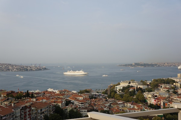 Bosphorus-Turkey