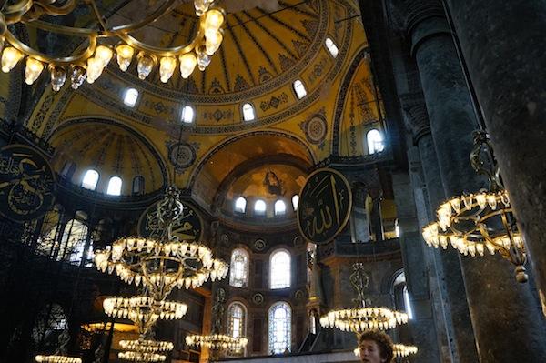 Hagia-Sophia-inside