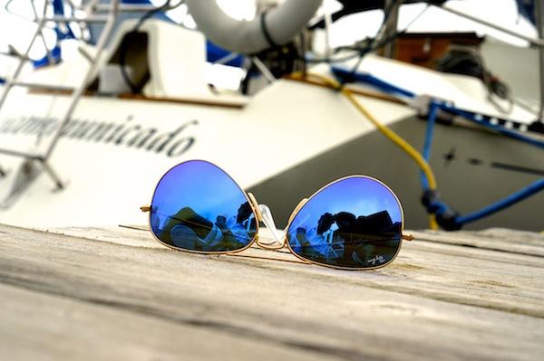 Ray-Ban-blue-aviators