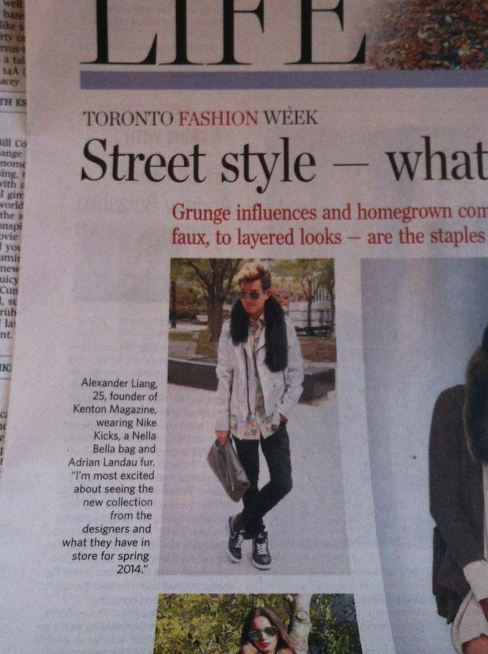 Alexander Liang Toronto Star