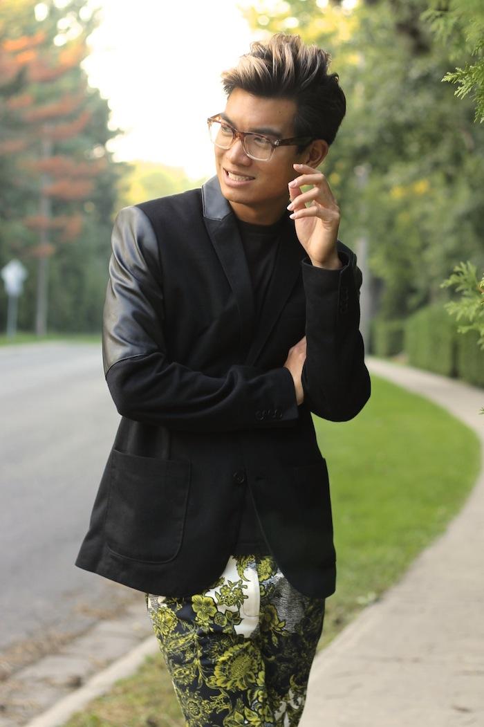 Alexander Liang mens fashion Toronto 03