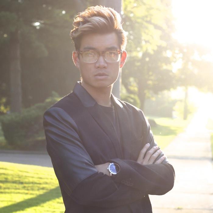 Alexander Liang mens fashion Toronto 04