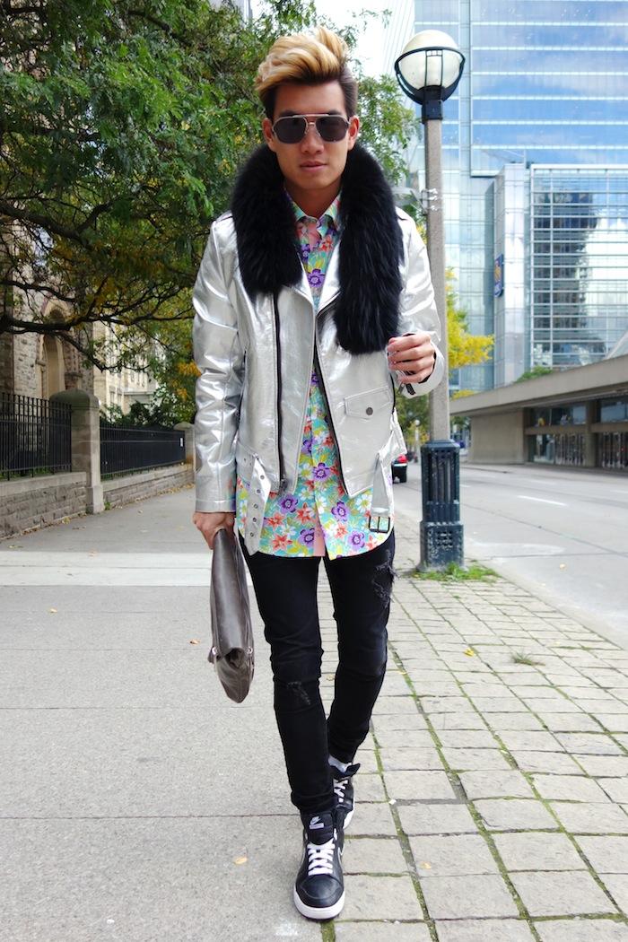 Alexander Liang mens style Toronto Fashion Week 04