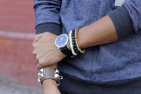 wristgame hermes watch mens fashion