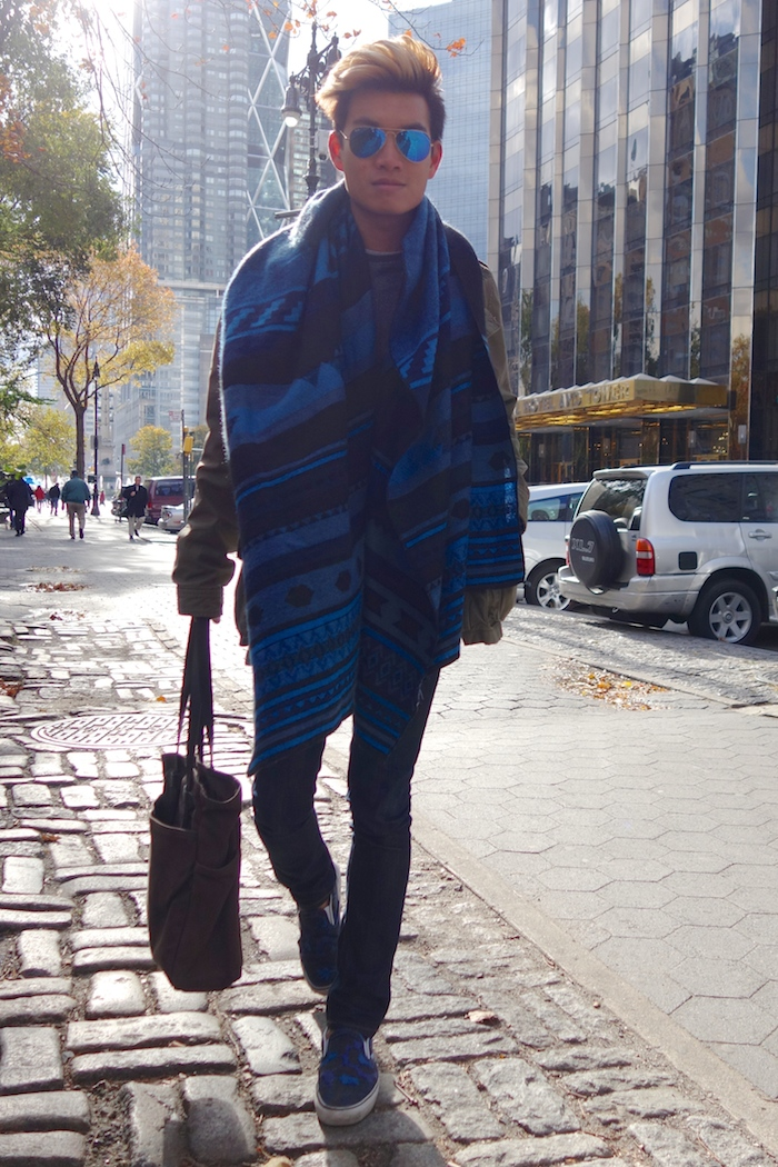 Alexander Liang mens style Central Park NYC 02