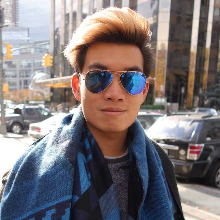 Alexander Liang mens style Central Park NYC 06