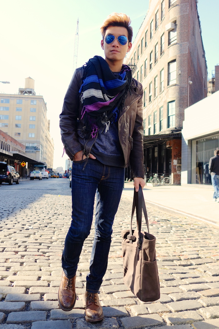 Alexander Liang mens style Movado nyc 05