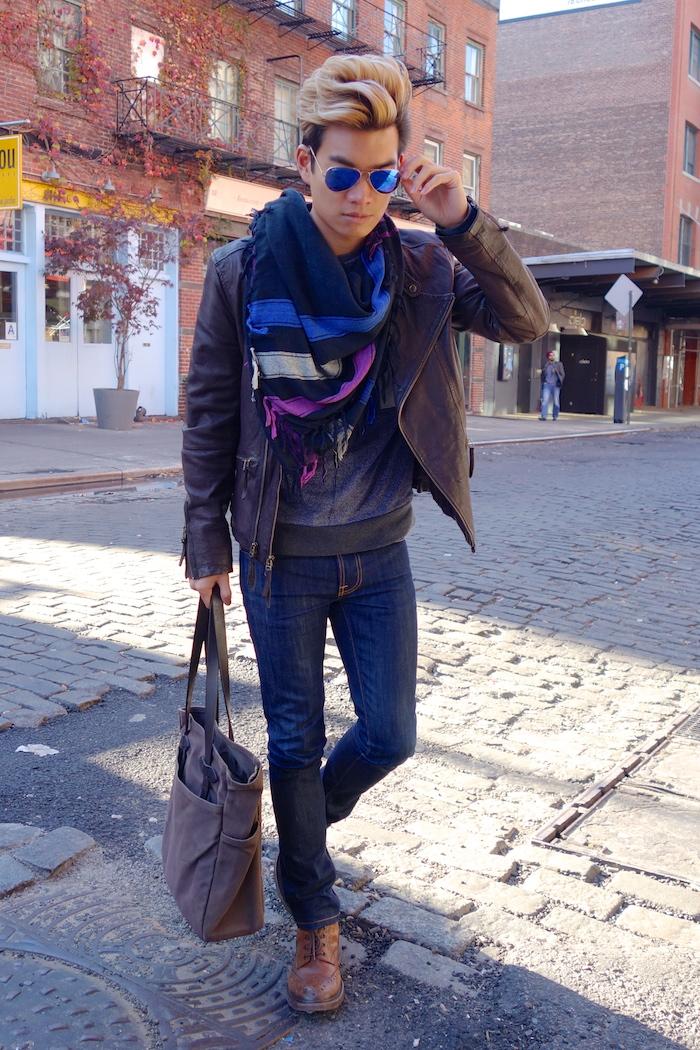Alexander Liang mens style Movado nyc 08