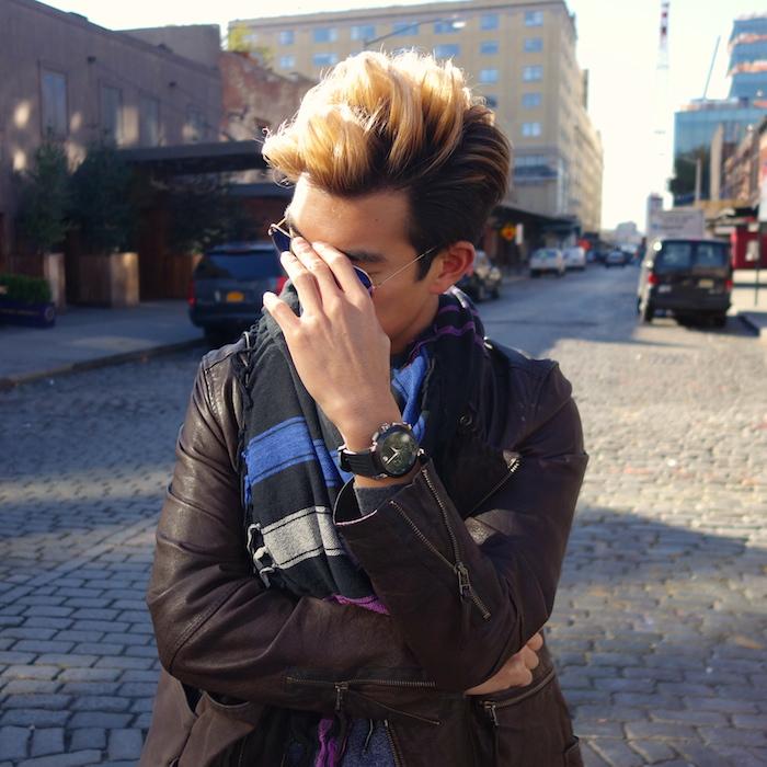 Alexander Liang mens style Movado nyc 10
