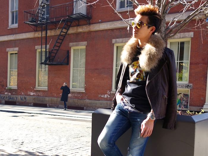 Alexander Liang mens style New York 02