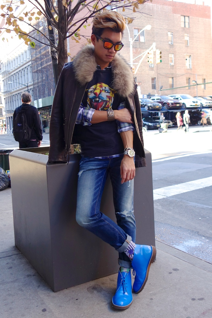 Alexander Liang mens style New York 03