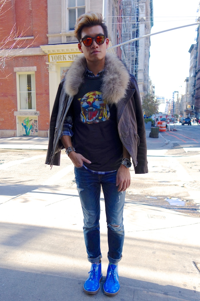 Alexander Liang mens style New York 05