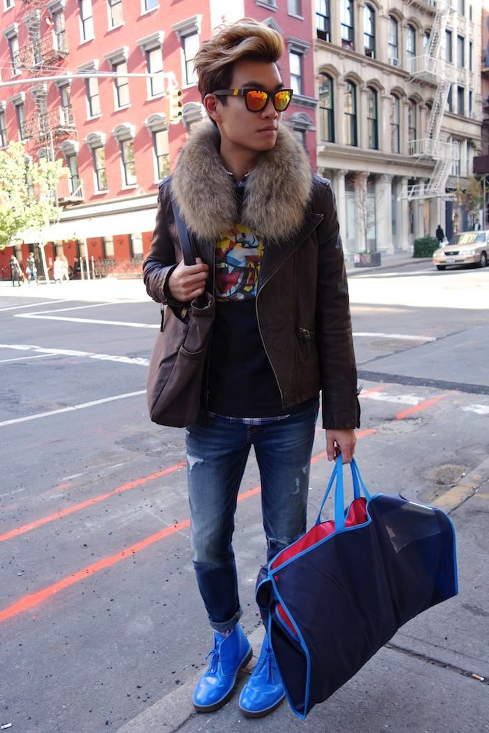 Alexander Liang mens style New York 08