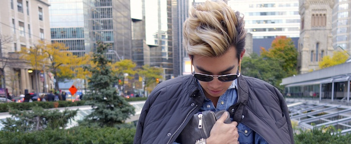 Alexander Liang mens style Toronto Fashion Week 03