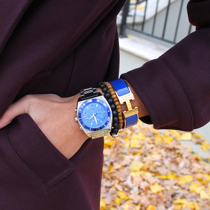caravelle new york hermes wristgame