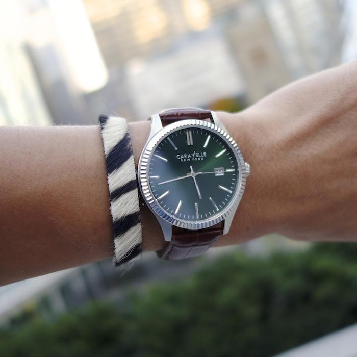 Win a Caravelle New York Watch!