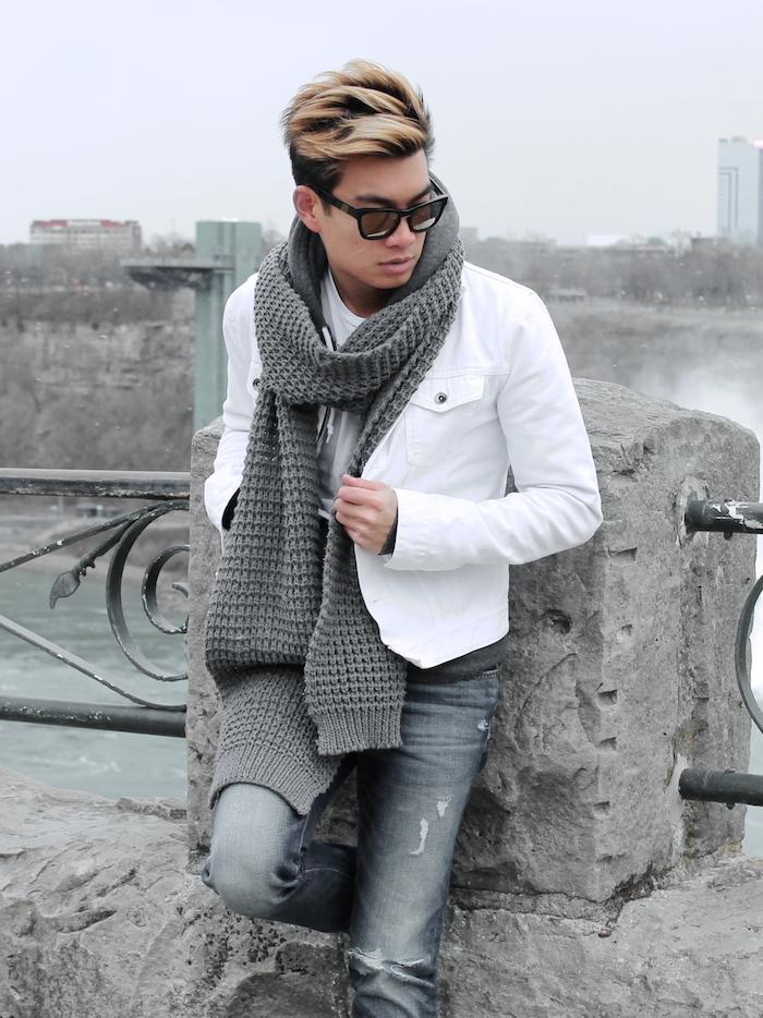 Alexander Liang mens style Niagara Falls 05