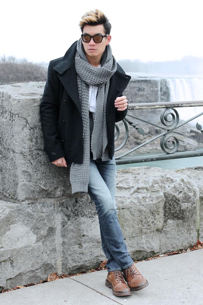 Alexander Liang mens style Niagara Falls 07