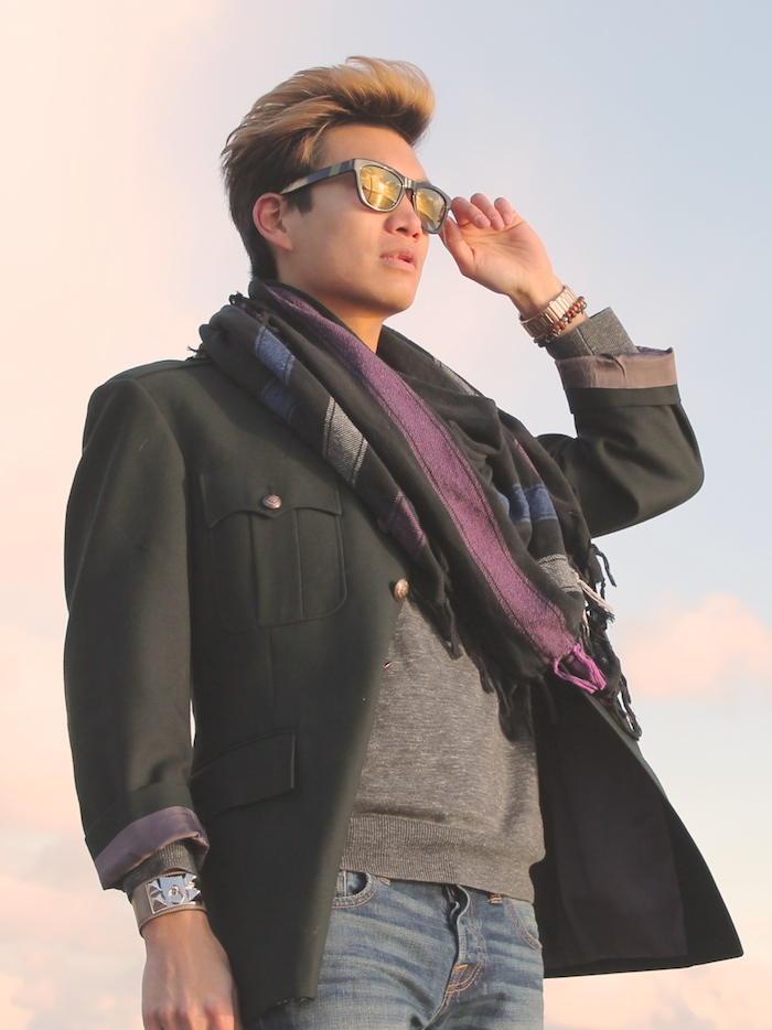 Alexander Liang mens winter style Toronto lakeshore 03