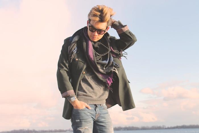 Alexander Liang mens winter style Toronto lakeshore 06