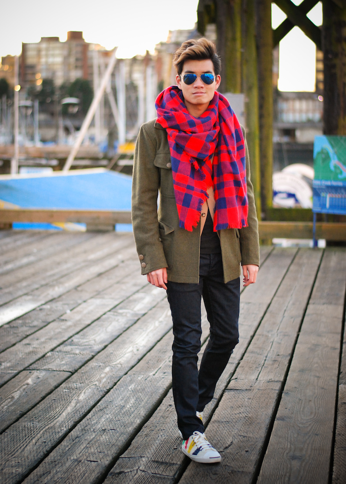 Alexander Liang mens style Granville Island 02