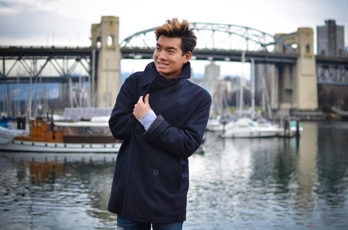 Alexander Liang mens style granville island lacoste 04