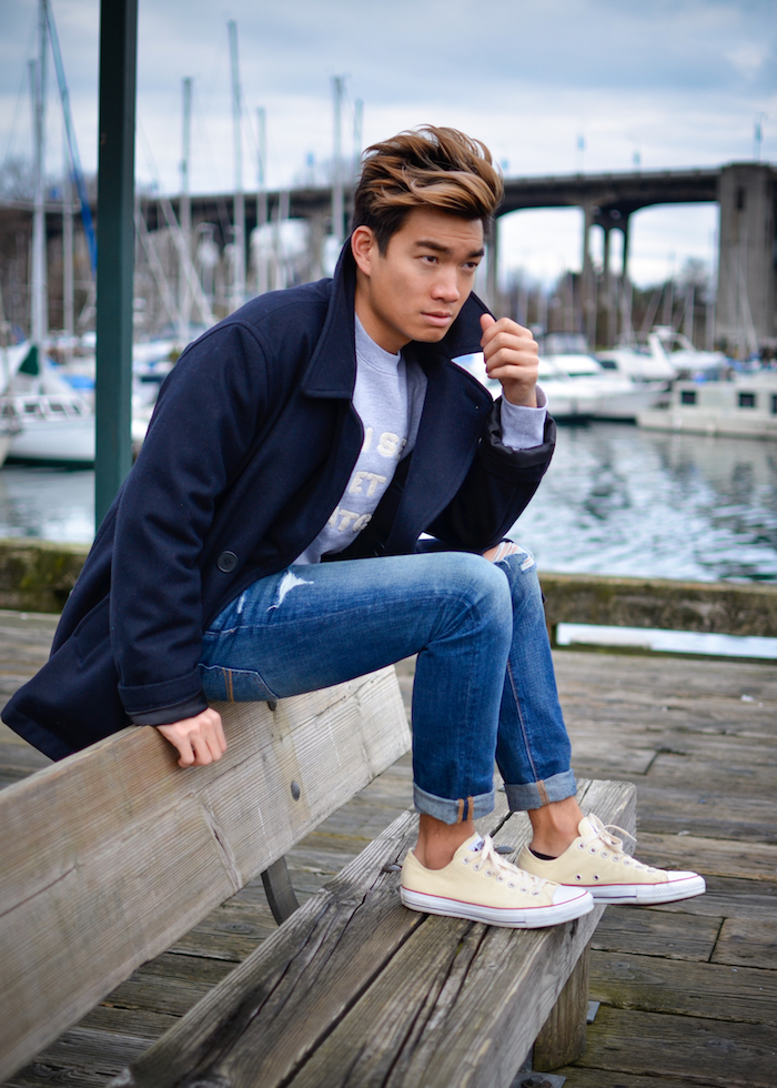 Alexander Liang mens style granville island lacoste 05