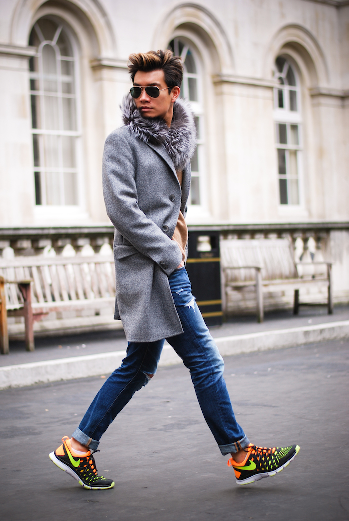 LFW: Casual Strides
