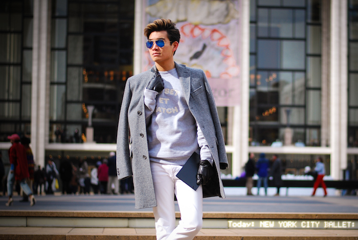 alexander liang mens fashion nyfw street style 03