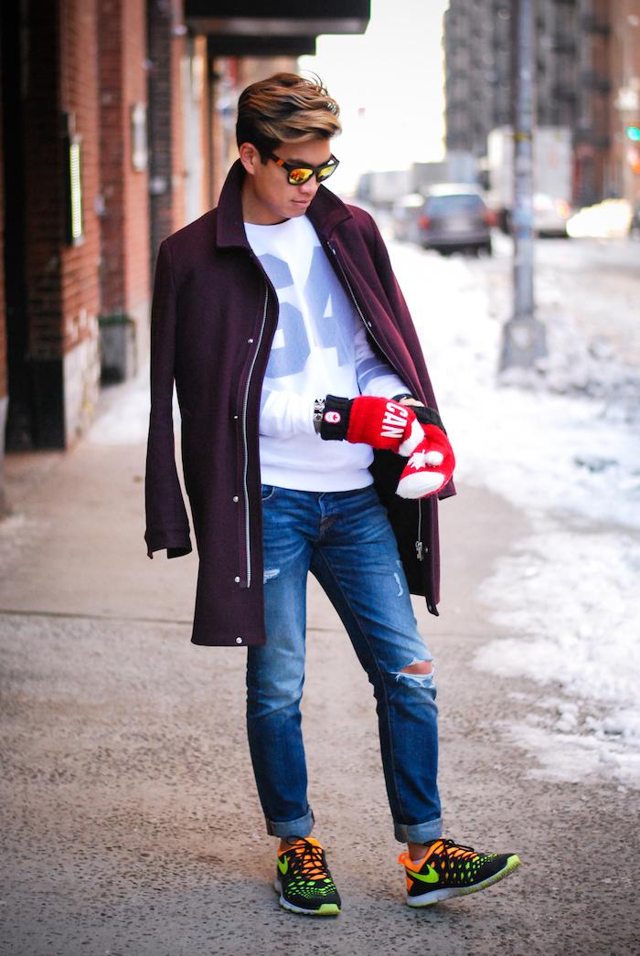 alexander liang mens fashion nyfw street style 04