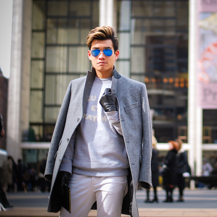 alexander liang mens fashion nyfw street style 04