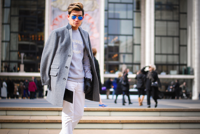 alexander liang mens fashion nyfw street style 07