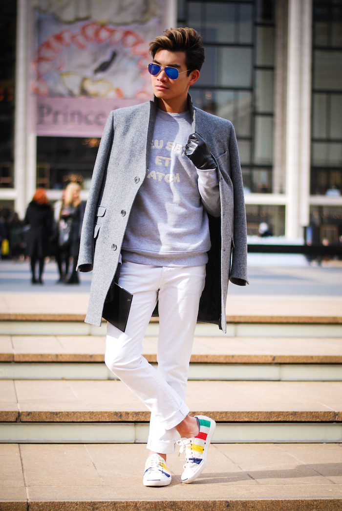 alexander liang mens fashion nyfw street style 08