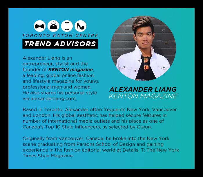Toronto Eaton Centre Trend Advisors