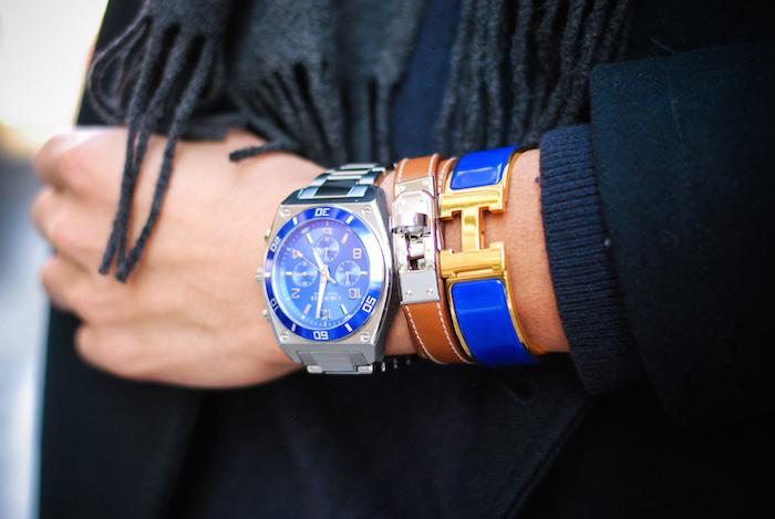 caravelle watch hermes bracelets