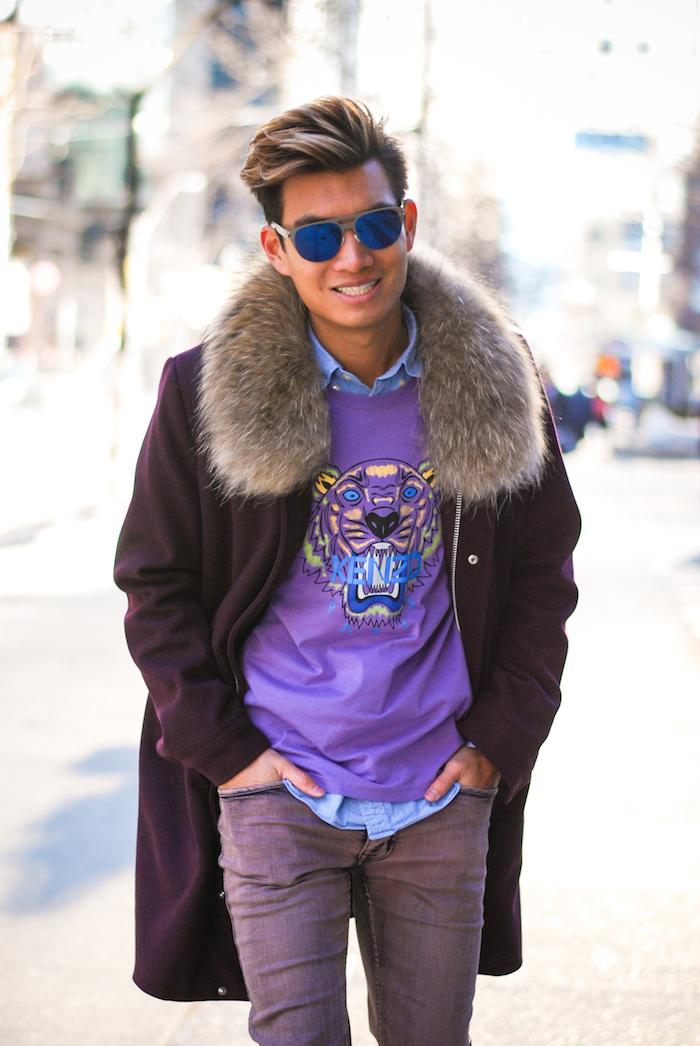 wmcfw toronto fashion week street style alexander liang 04