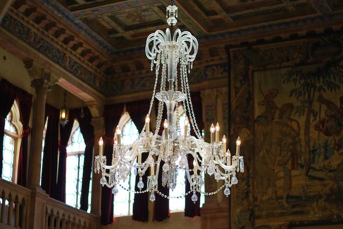ca' d'zan chandelier