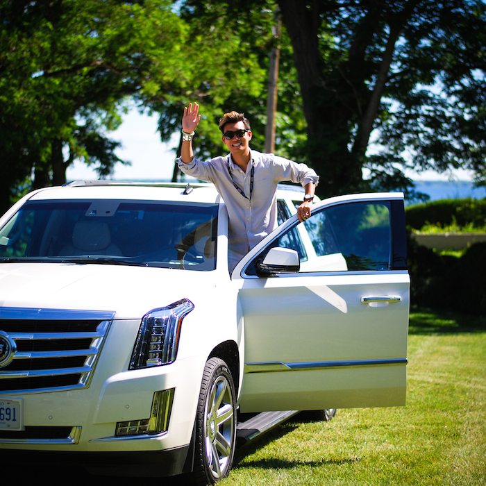 A Day with Cadillac