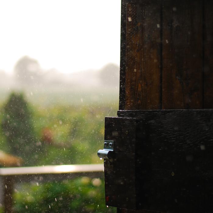 terracello prince edward county rain