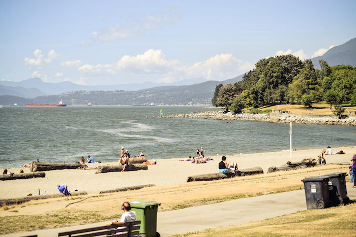 english bay vancouver