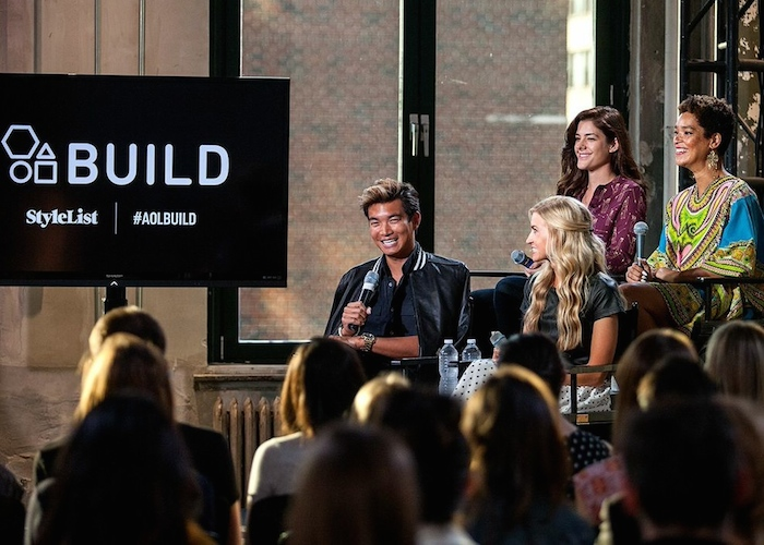 AOL BUILD: How Blogging Has Changed Fashion Week